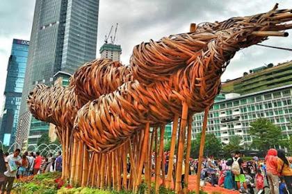 Bambu Getah Getih Dibongkar, PKB: Nggak Masalah, Bukan Pakai APBD