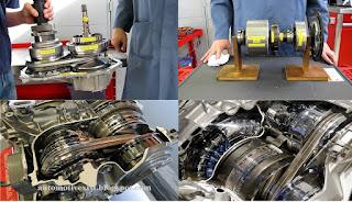 CVT ialah kependekan dari Continous Variable Transmission yang berarti sebuah sistem tran Mengenal Apa Itu Transmisi CVT Pada Mobil