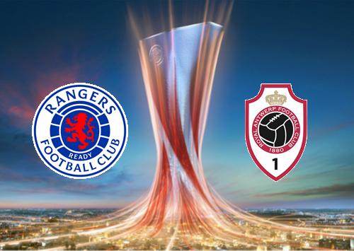 Rangers vs Antwerp -Highlights 25 February 2021