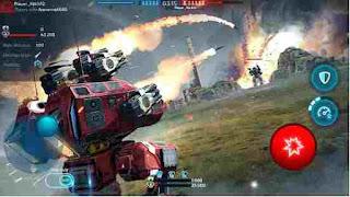 robot Online Multiplayer