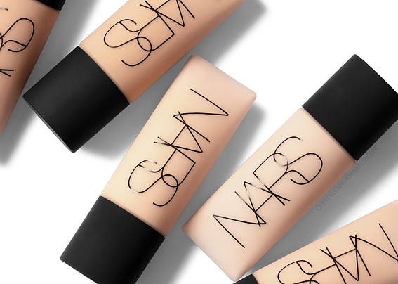 NARS Soft Matte Complete Foundation Review Photos Swatches Before After MAC Equivalents Dupes