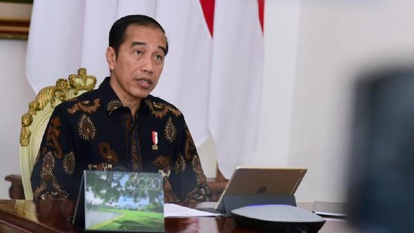 Prediksi Jokowi Corona Berakhir di Akhir Tahun