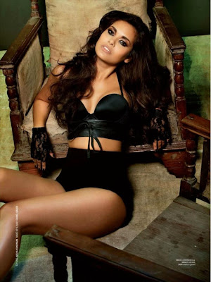Esha Gupta is the Hot cover girl for Maxim Magazine's Indian edition