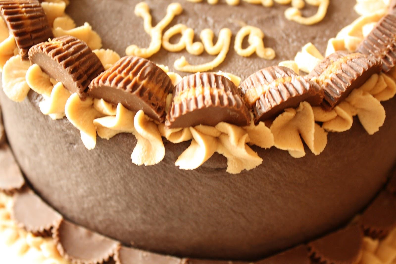 Kake Happy Birthday Yaya