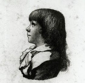 Franz Clement, for whom Beethoven wrote his Violin Concerto, here shown aged 8