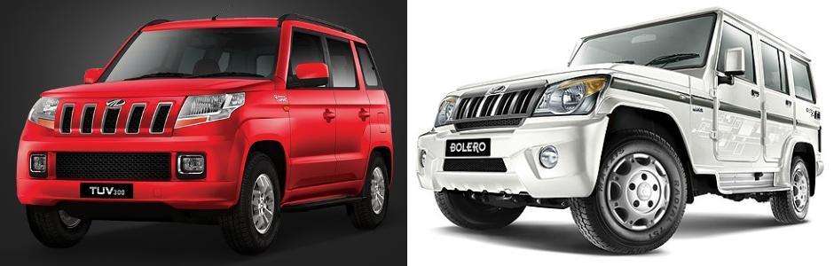 Bolero Power Plus vs Ertiga Comparison Review