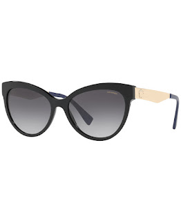 Replica Versace VE4338 Polarized Grey Sunglasses