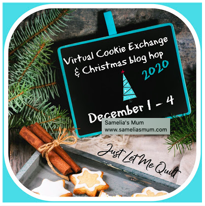 Virtual Cookie Exchange & Christmas Blog Hop