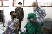 Hari Ini Sejumlah Nakes di Jateng Mulai Disuntik Vaksin Dosis Ketiga
