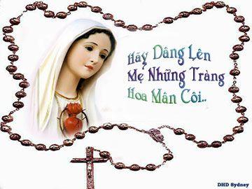 Chiến dịch cầu nguyện tháng 10: Kính Đức Mẹ Mân Côi -  Cầu cho kẻ lầm lạc và vô thần