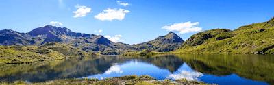 Pemandangan Alam Panorama Pegunungan