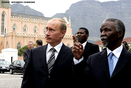 INDEPENDENT MEDIA | Russia and Africa :