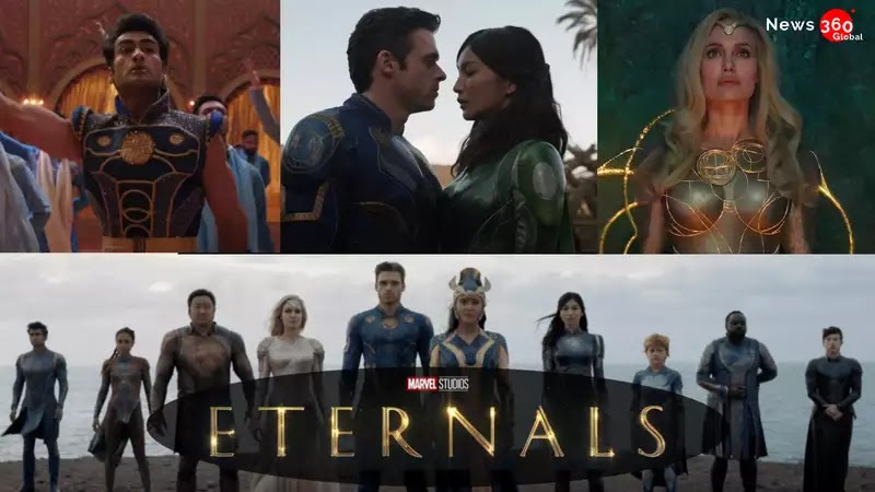 Eternals Trailer Released  Eternals Trailer Break Down  Trailer Reveals Eternals Ancient Superhero Team and Every Character In Full Costume, See Details in the Trailer