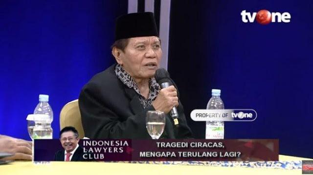 Ulas Insiden Penyerangan Polsek Ciracas, Syamsu Djalal Sindir ABRI: TNI Banyak Tantangan, Polri Banyak Tentengan