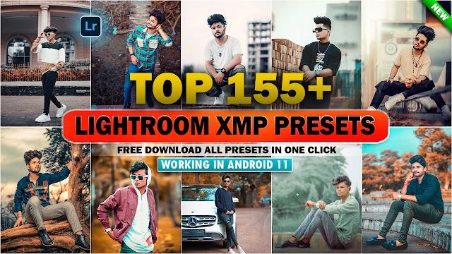 Download Top 155+ Lightroom Presets (XMP) In One Click By Deepak Creations
