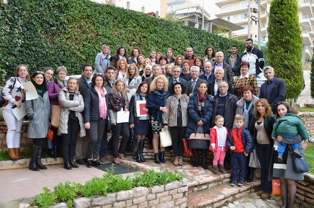 Γιάννενα: Επιμορφωτικό Σεμινάριο Στους Αγ. Σαράντα Από Το Πανεπιστήμιο Ιωαννίνων