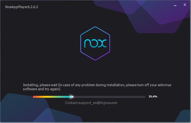 تحميل برنامج nox
