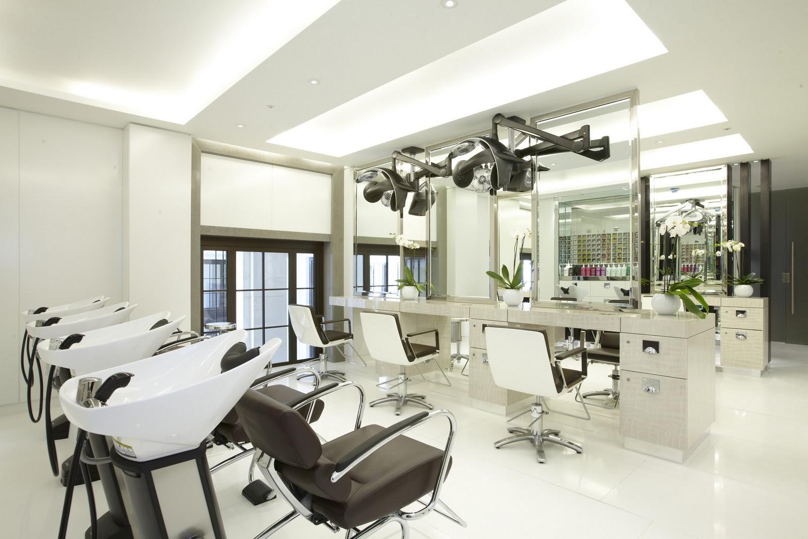 Daniel Galvin Hair Salon Corinthia Hotel London City