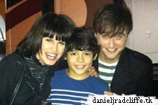 Behind the scenes of The F Word: Daniel Radcliffe, Lucius Hoyos & Jemima Rooper