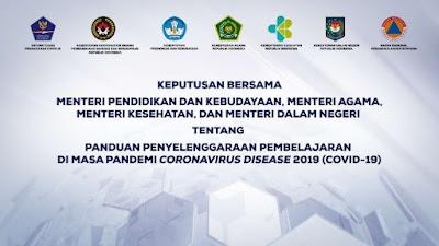 Akselerasi PTM melalui SKB Empat Menteri