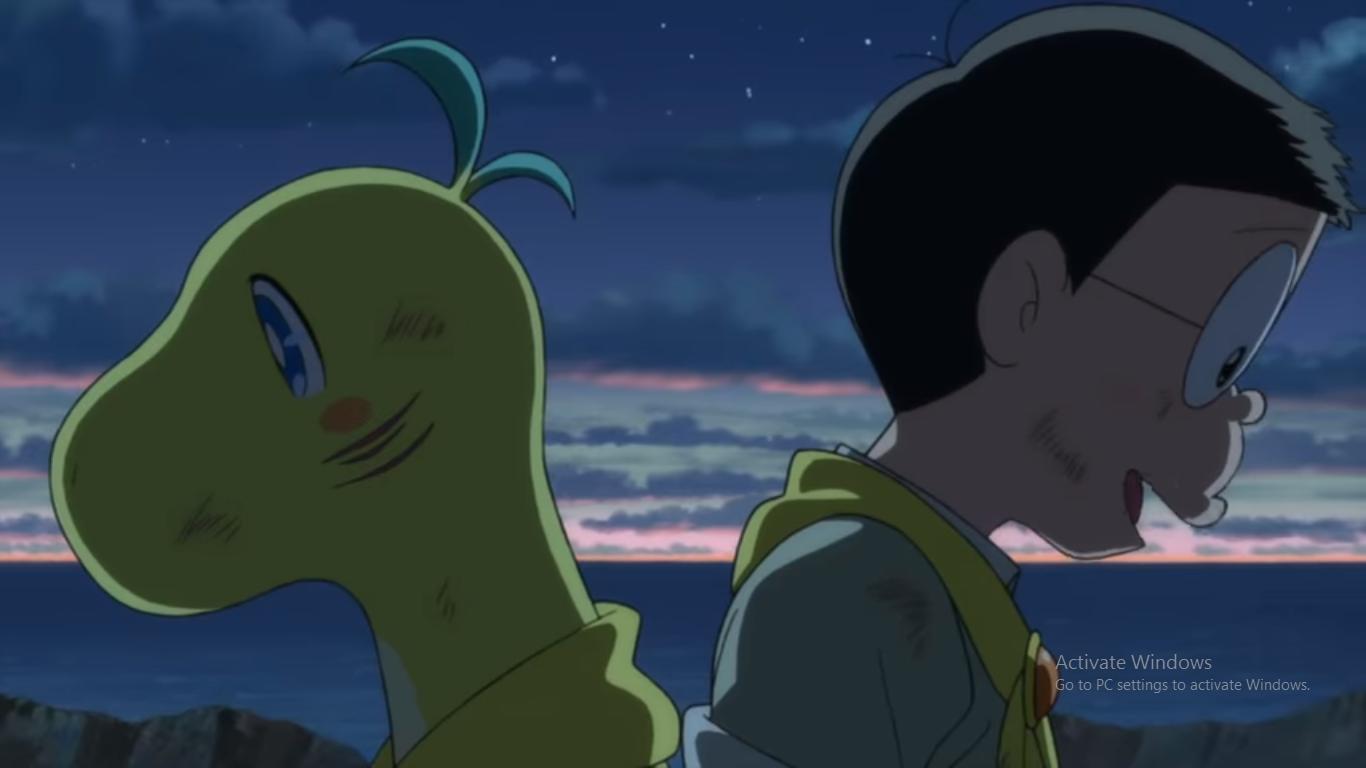 Intip Trailer Baru Film Doraemon:Nobita's New Dinosaur, Rilis Maret 2020