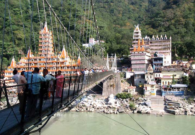 Rishikesh is one the most popular trip