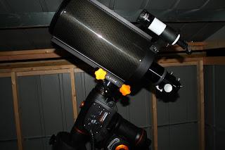 Little Piney Observatory Levenhuk 8 Quot Carbon Fiber Rc