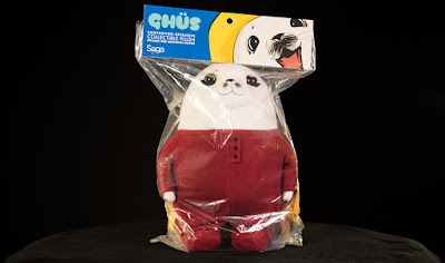 San Diego Comic-Con 2017 Exclusive SAGA Ghüs Plush Doll by Skybound