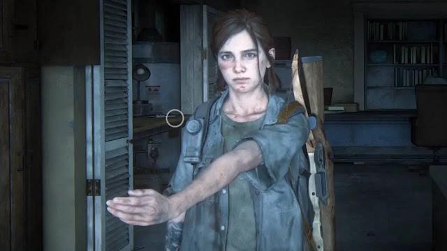 أغرب خطأ يمكن أن تواجه في لعبة The Last of Us Part 2