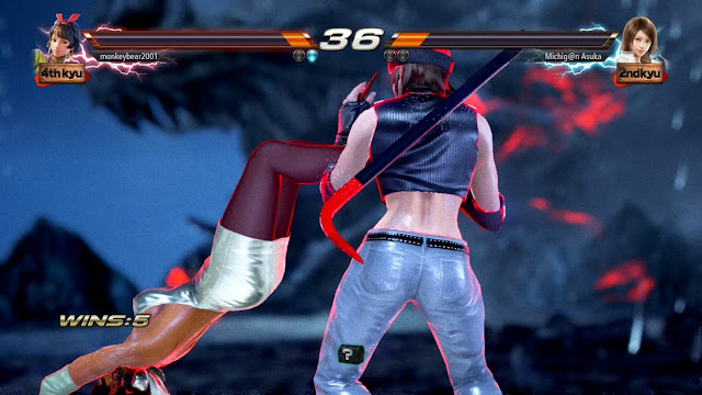 Tekken 7 fighting game