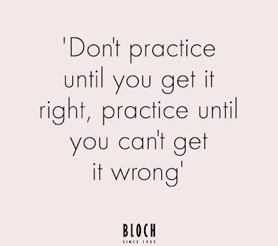 Practice Success Quotes