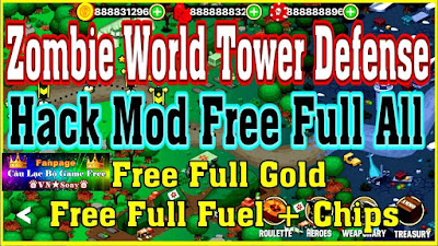 Hack Zombie World Tower