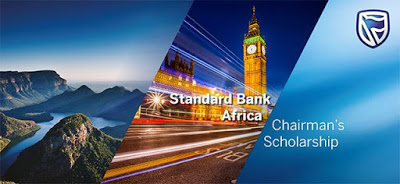 New Fully Funded | The Standard Bank Africa Chairman's Scholarship 2021/2022 for Study in the United Kingdom 2021.