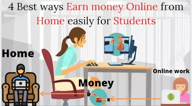earn money online from home easily