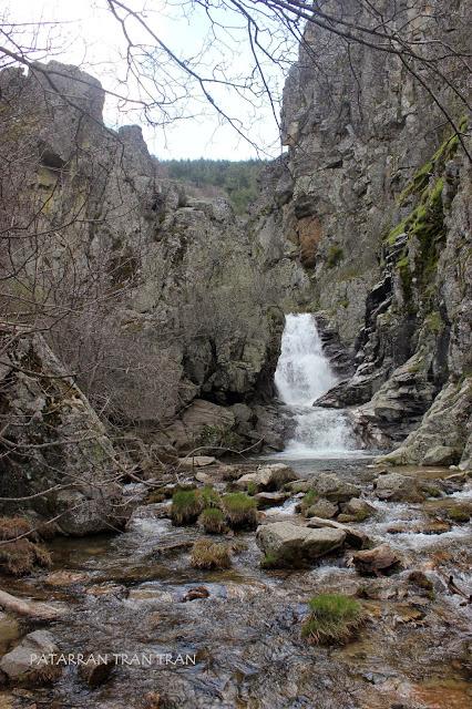valle Lozoya. Cascadas Purgatorio
