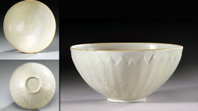 Tazón chino comprado por 3 dólares se vende por 2,2 millones en Nueva York Chinese bowl bought for $ 3 sold for $ 2.2 million in New York