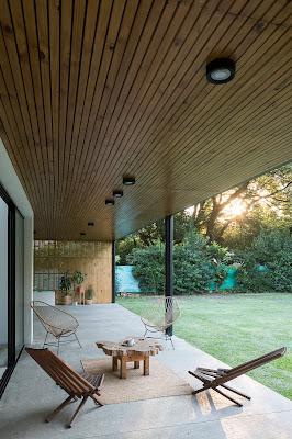 Casa de Diseño en Buenos Aires NBBO Arquitectos