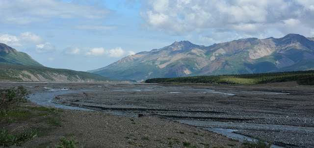 Denali National Park river