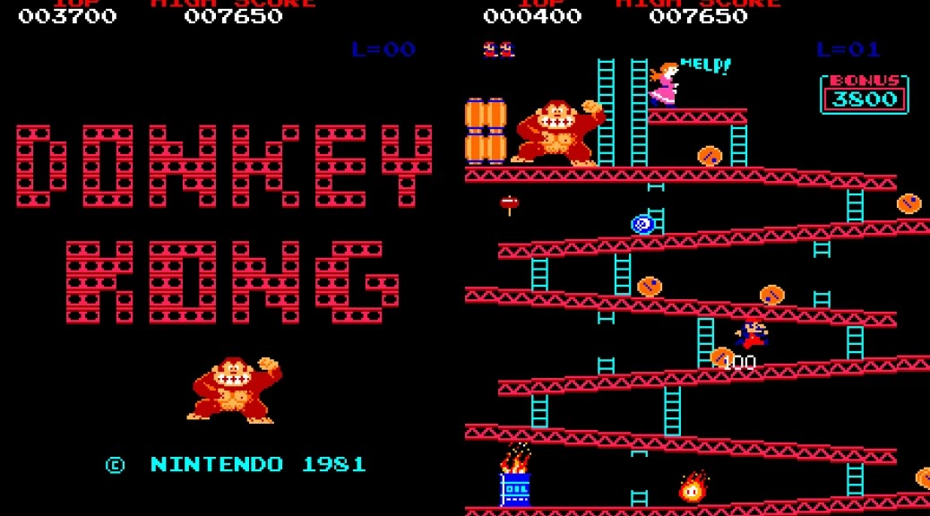 10 Donkey Kong Clones From The Early 1980s - Warped Factor - Words in the  Key of Geek.