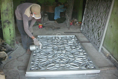 Pengrajin Aluminium Jogja