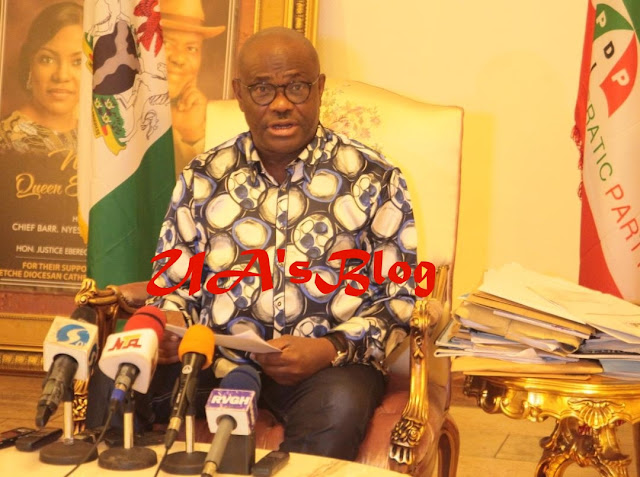 Rivers guber: How APC, army are planning to rig election – Gov. Wike
