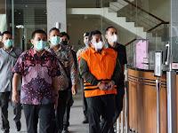 KPK Tahan Walikota Tanjungbalai dalam Perkara Penerimaan Hadiah atau Janji