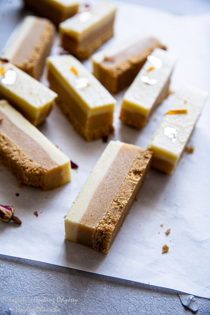 Why my barfi is not setting? Eggless Indian desserts for Diwali, Raksha Bandhan