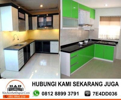 Jasa Pembuatan Kitchen Set Cinere 0812 8899 3791 Jasa Pembuatan