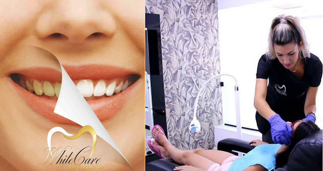 WhiteCare στην Χαλκίδα: Ήρθε και στην πόλη μας η νέα επαναστατική μέθοδος καλλυντικής λεύκανσης δοντιών (ΦΩΤΟ & ΒΙΝΤΕΟ)