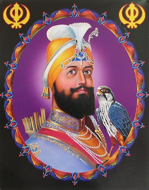 guru gobind singh ji wallpaper