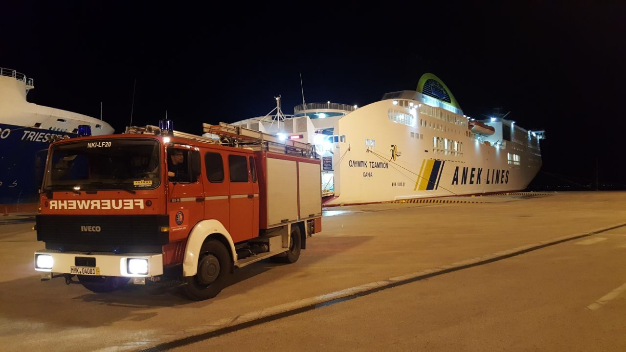 Ομογενείς εθελοντές πυροσβέστες δίνουν μάχη στην Ελλάδα