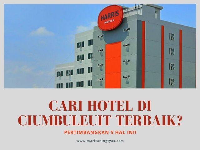 hotel di ciumbuleuit Bandung