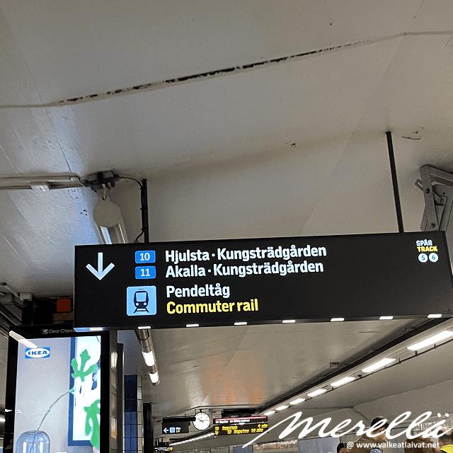 Kuinka pääsee helposti Mall of Scandinaviaan
