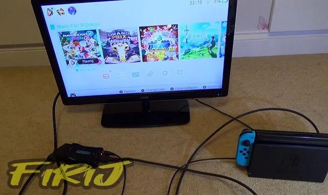 Comment connecter votre Nintendo Switch à un téléviseur ?